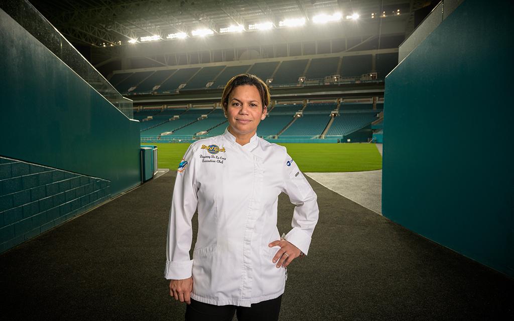 Super Bowl Chef to Showcase Florida Flavors