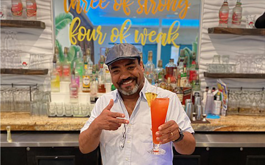 Rum Punch Rhyme: Your Recipe for 'Happiness and Good Vibes in a Glass'Theme Parks