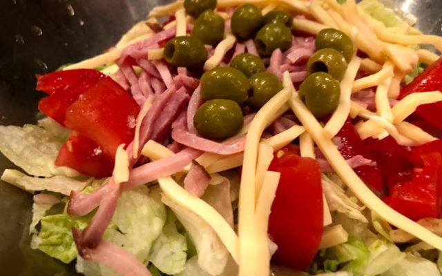 2-1-19 1905 Salad close up - credit Jeff Houck