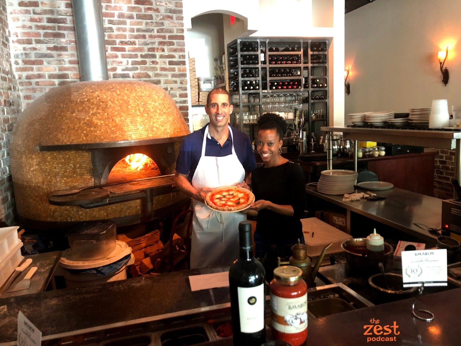 Learn to Make Neopolitan Pizza