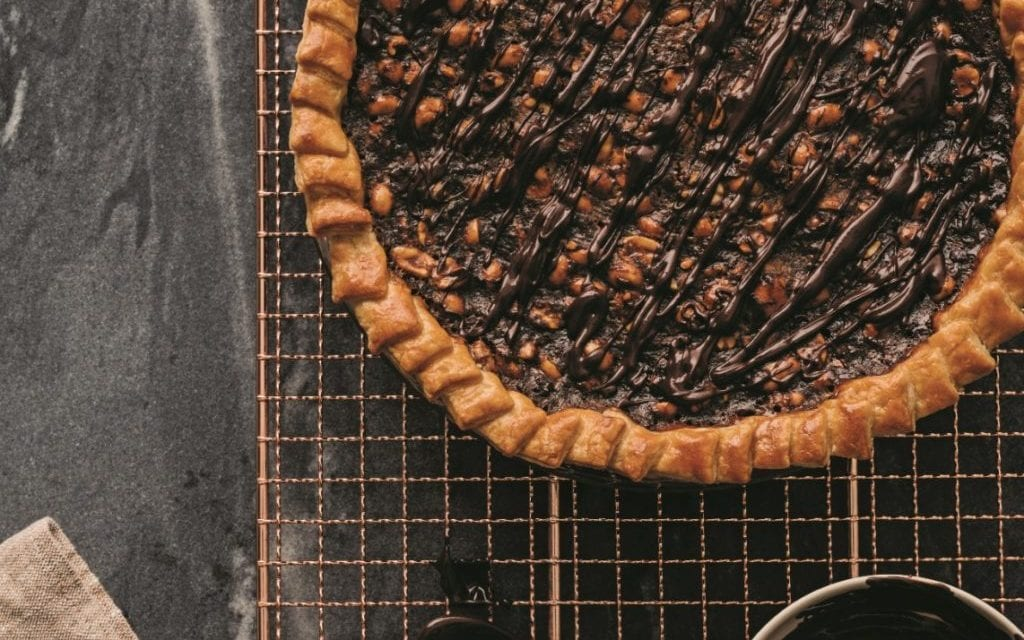 Improving Your Desserts is as Easy as The New Pie
