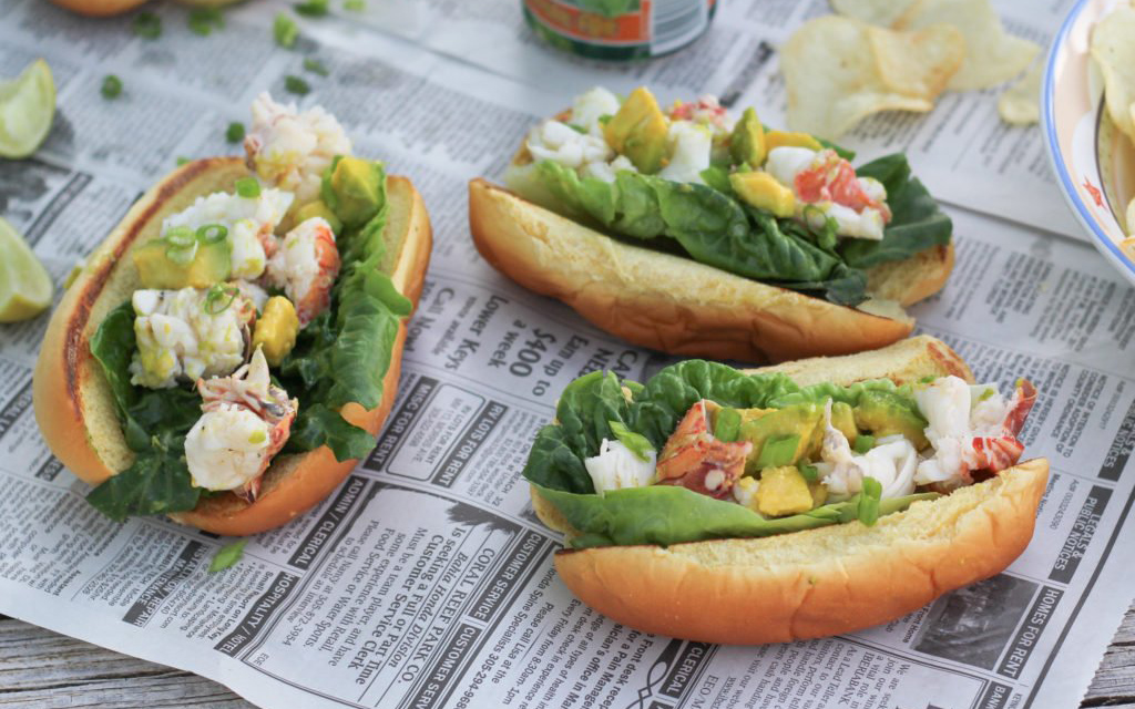 lobster rolls suwanee rose recipe the zest